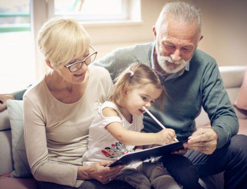 Kontaktrecht der Großeltern