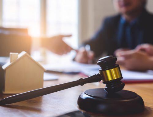 Unternehmen in der Scheidung