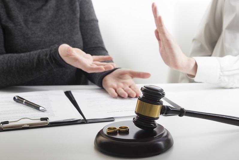 Geheime Aufnahmen im Scheidungskrieg