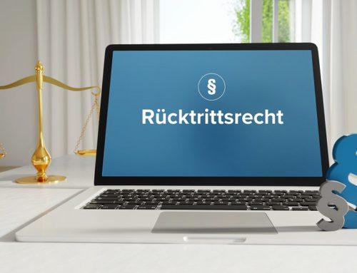 Onlinehandel und Auswärtsgeschäfte: Rücktrittsrecht bei individualisierten Waren?