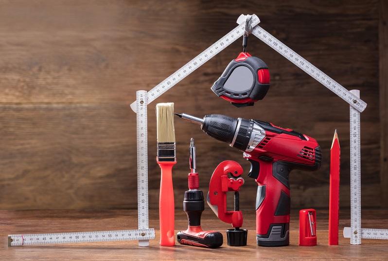 Werkzeug rot